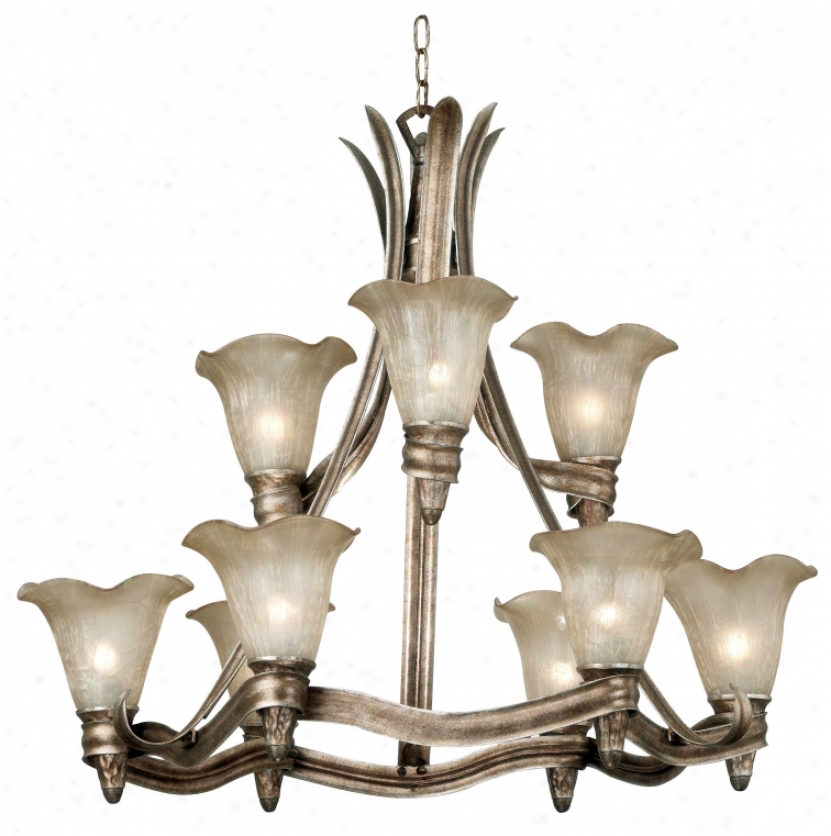91149gss - Kenroy Home - 91149gss > Chandeliers