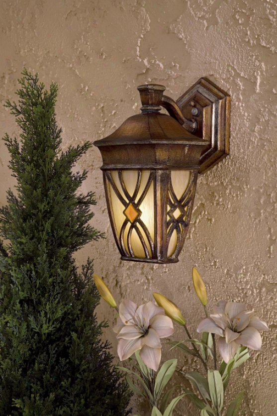981-184-pl - The Great Outdoors - 9181-184-pl > Outdoor Wall Sconce