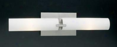 918/cflsnmatte Opal - Plc Lighting - 918/cflsnmatte Opal > Vanity
