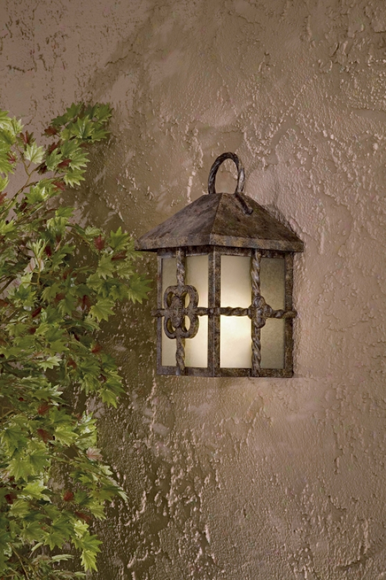 9201-067-pl - The Great Outdoors - 9201-067-pl > Outdoor Wall Sconce