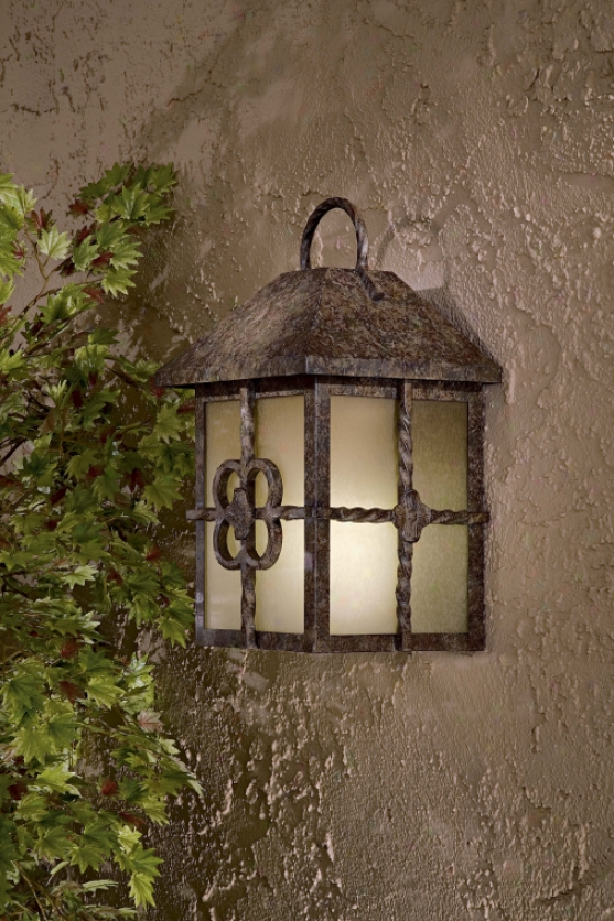 9202-067-pl - The Great Outdoors - 9202-067-pl > Outdoor Wall Sconce