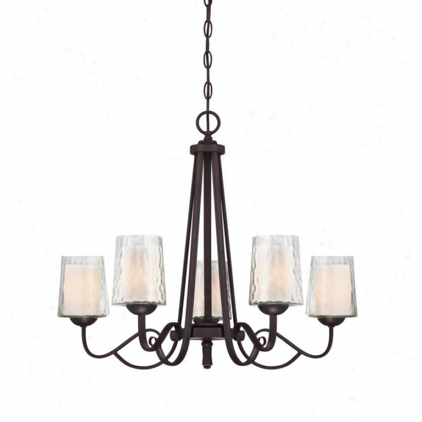 Ads5005dc - Quoizel - Ads5005dc > Chandeliers