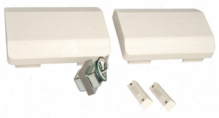 C105x2l-w - Craftmade - C105x2l-w > Door Bells