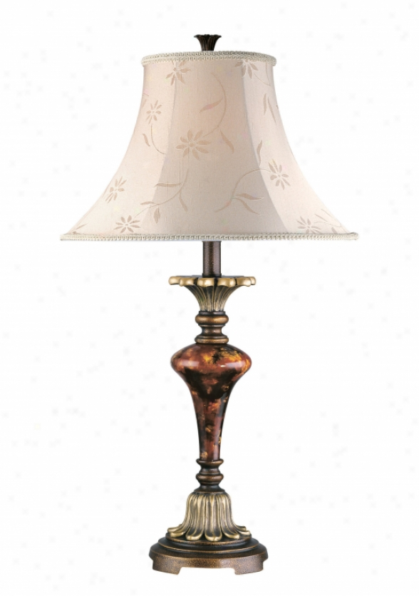 C433 3- Lite Source - C4333 > Table Lamps