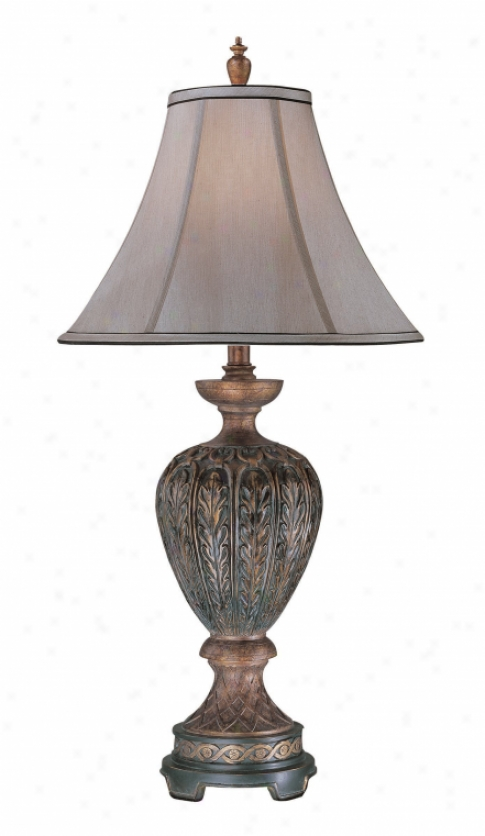 C4966 - Lite Sourcr - C4966 > Table Lamps