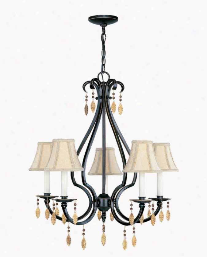 C7430 - Lite Source - C7430 > Chandeliers