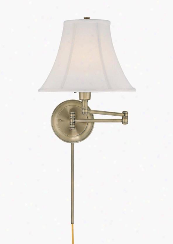 C7501ab - Lite Source - C7501ab > Swing Arm Lamps