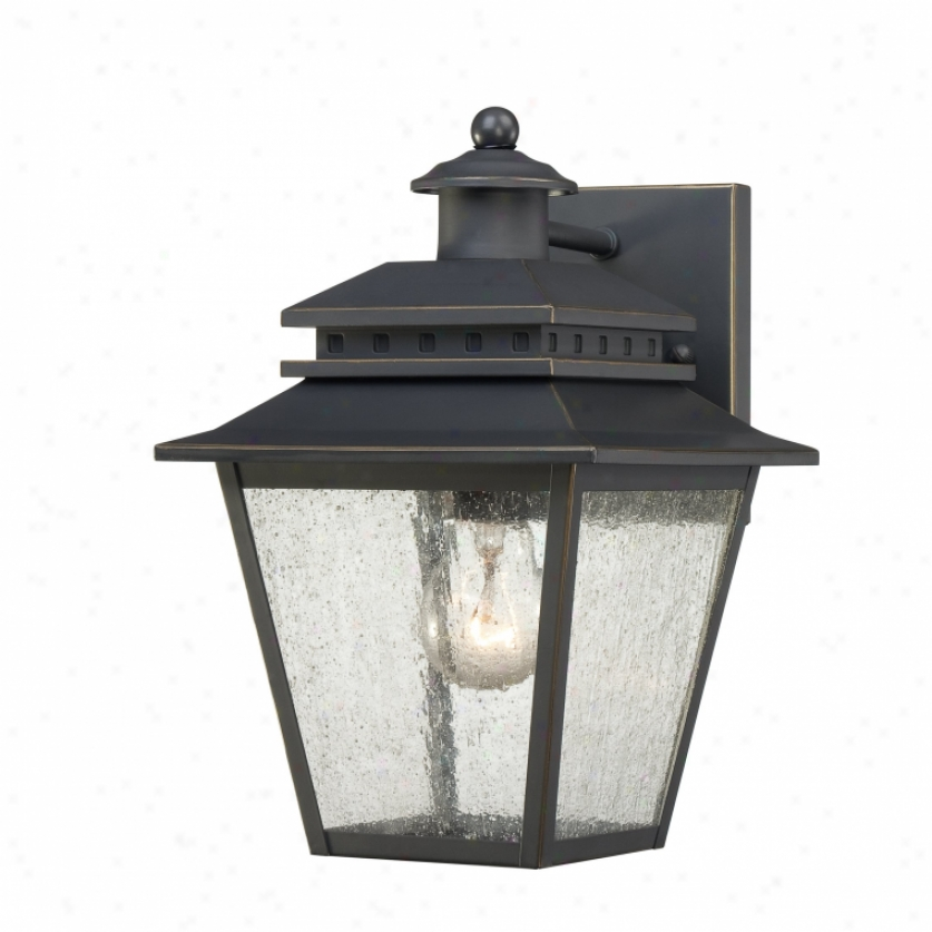 Can8407wb - Quoizel - Can8407wb > Outdoor Wall Sconce