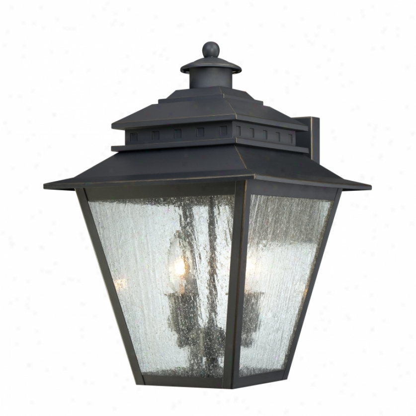 Can8411wb - Quoizel - Can8411wb > Exterior Wall Sconce