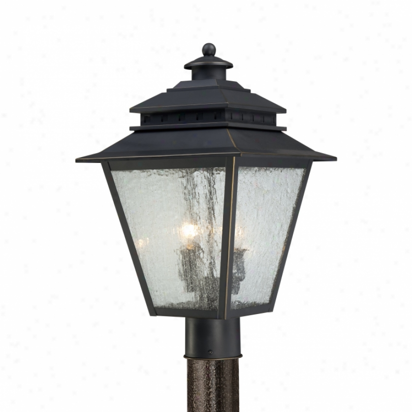 Can9011wb - Quoizel - Can9011wb > Outdoor Wall Sconce