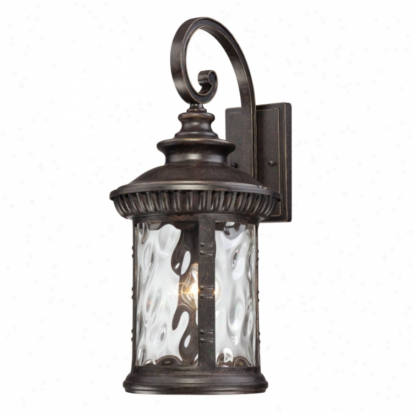 Chi8411ib - Quoizel - Chi8411ib > Outdoor Wall Sconce