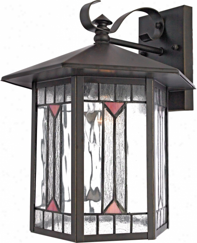 Cl8428z - Quoizel - Cl8428z > Outdoor Wall Sconce