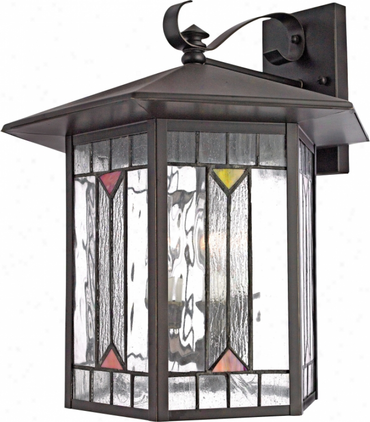 Cl8429z - Quoizel - Cl8429z > Outdoor Wall Sconce