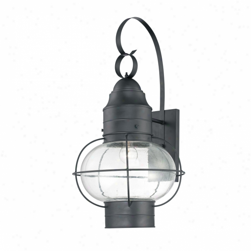 Cor8414k - Quoizel - Cor8414k > Outdoor Wall Sconce