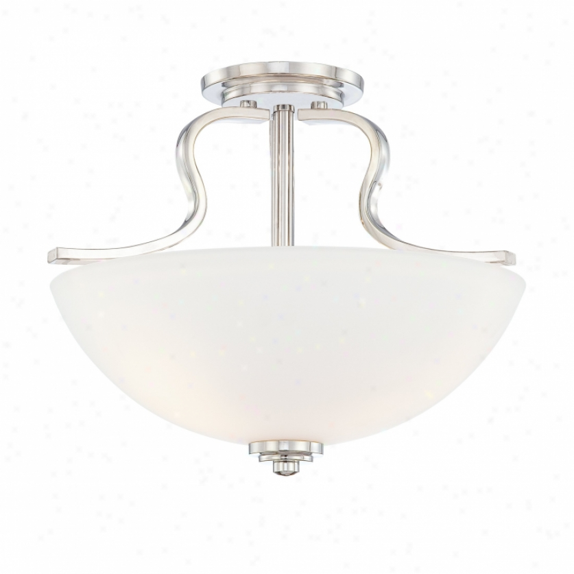Ctr1717is - Quoizel - Ctr1717is > Semi Flush Mount