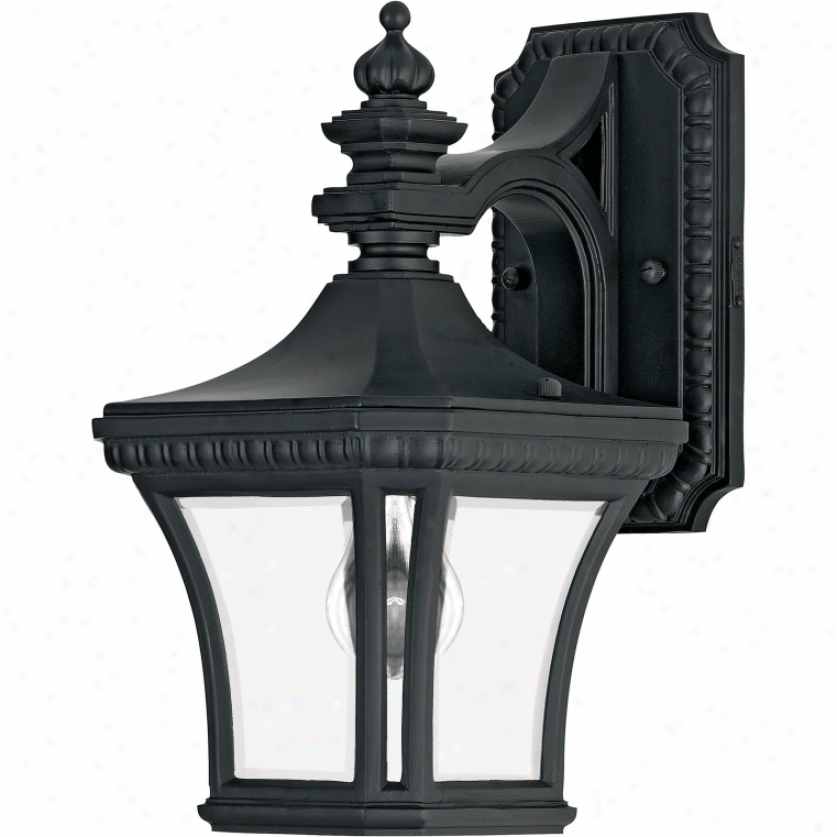 De8407k - Quoizel - De8407k > Outdoor Wall Sconce