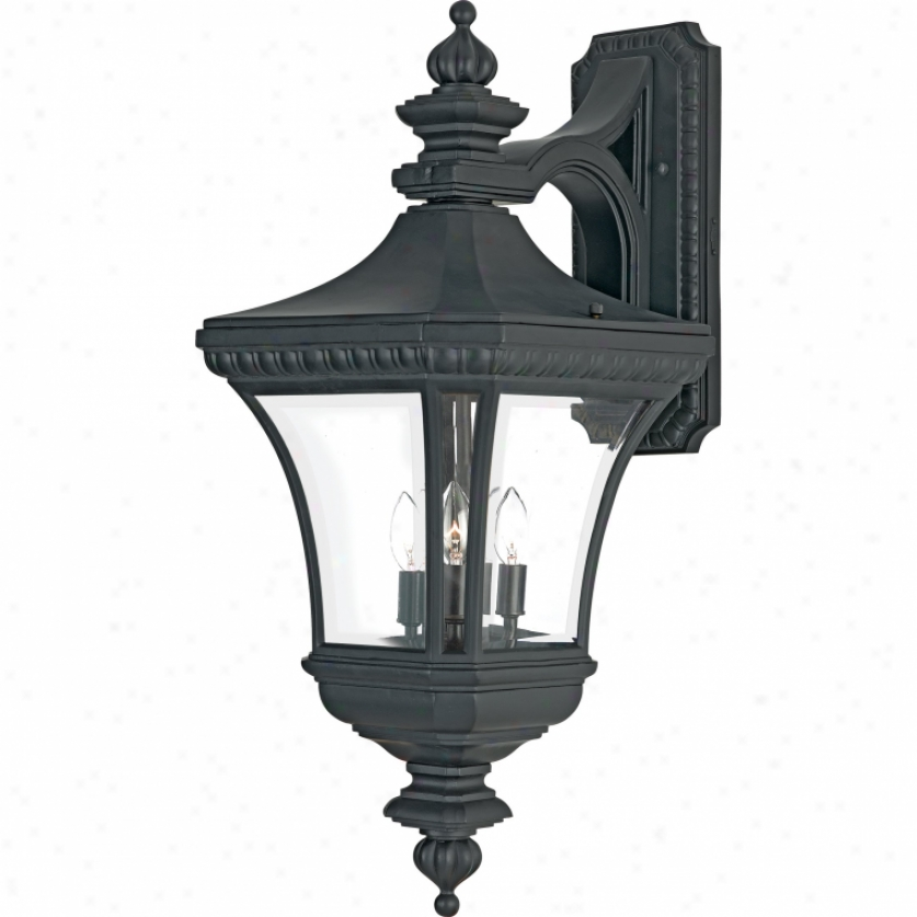De8411k - Quoizel - De8411k > Outdoor Wall Sconce