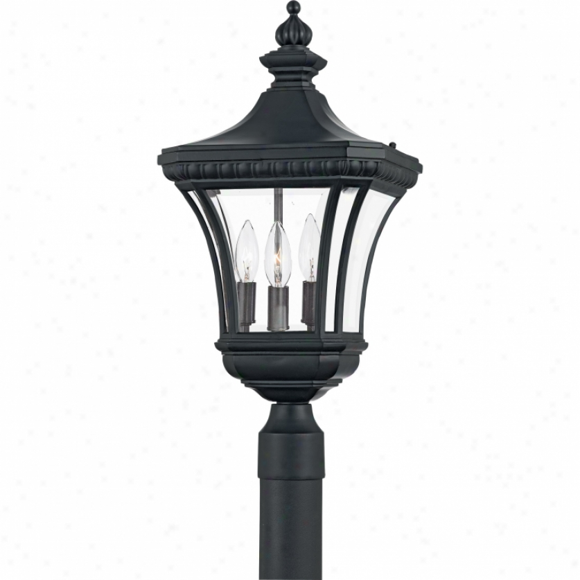 De9011k - Quoizel - De9011k > Outdoor Wall Sconce