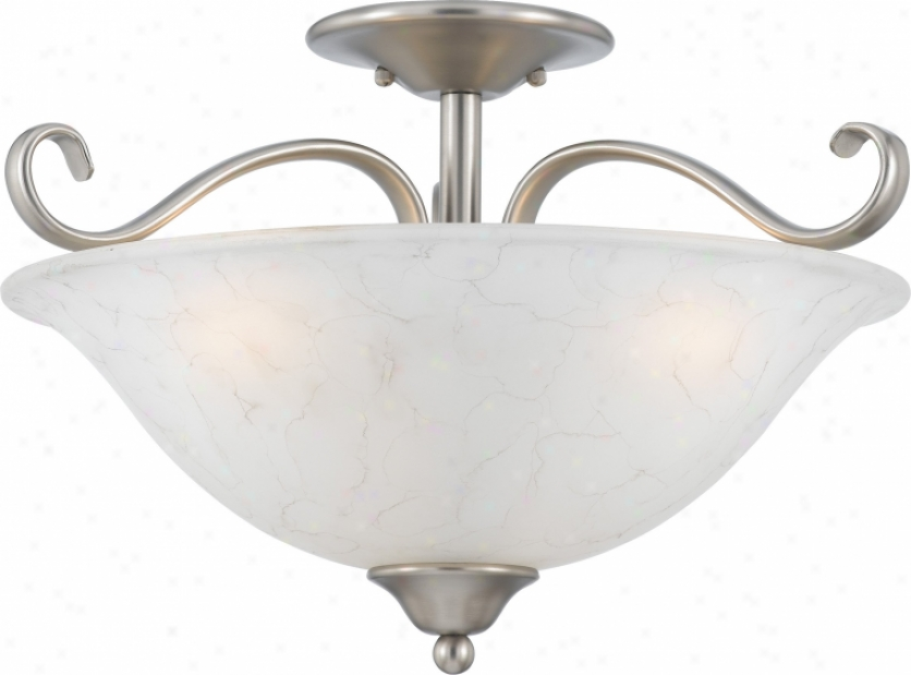 Dh1718an - Quoizel - Dh1718an > Semi Flush Mount