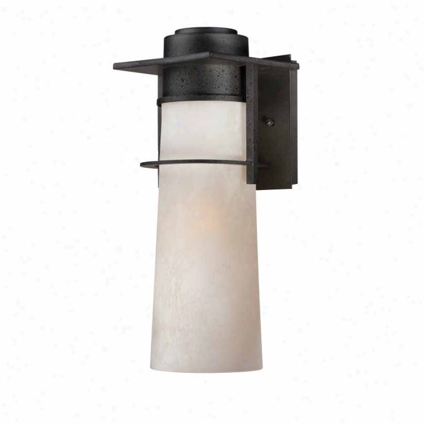 Dre8406ir - Quoizel - Dre8406ir > Outdoor Wall Sconce