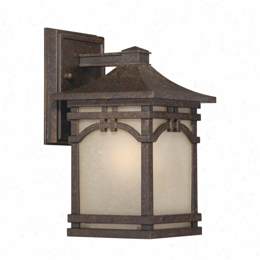 Etn8406ib - Quoizel - Etn8406ib > Outdoor Wall Sconce