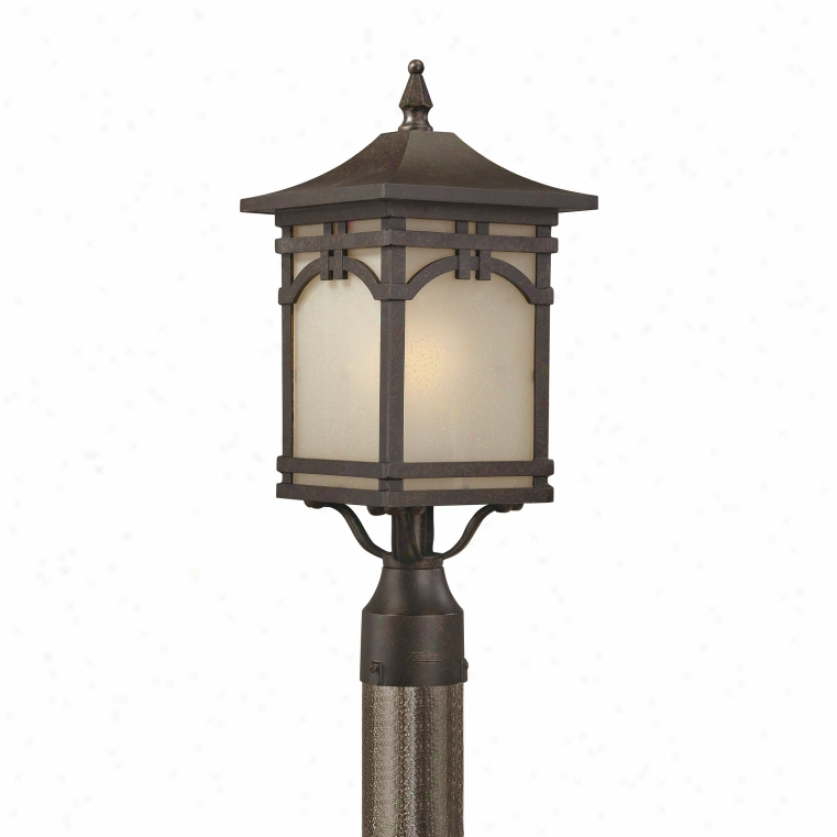 Etn9008ib - Quoizel - Etn9008ib > Post Lights