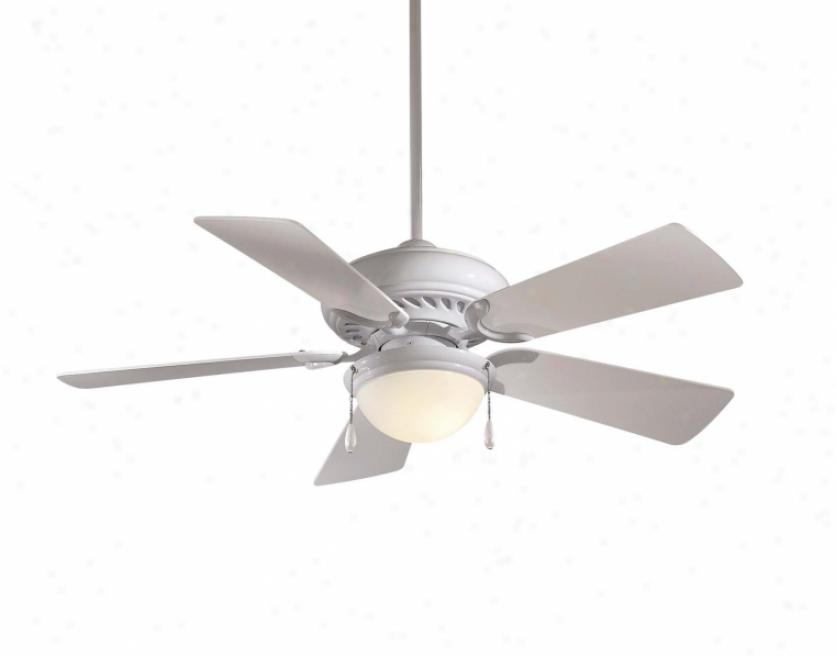 F563-sp-wh - Minka Aire - F563-sp-wh > Ceiling Fans