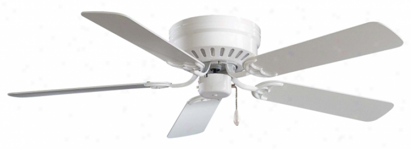 F565-wh - Minka Aird - F565-wh > Ceiling Fans