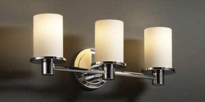 Fsn-8513-10-opal-crom - Justicw Design - Fsn-8513-10-opal-crom > Wall Sconces