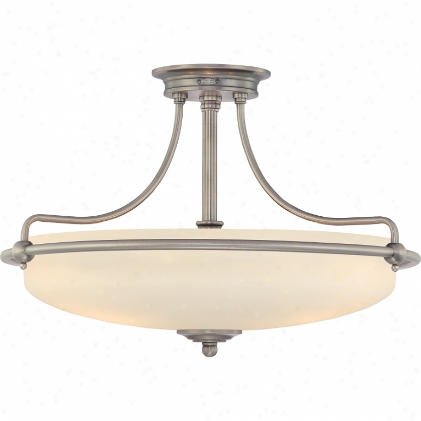 Gf1721an - Quoizel - Gf1721an > Semi Flush Mount
