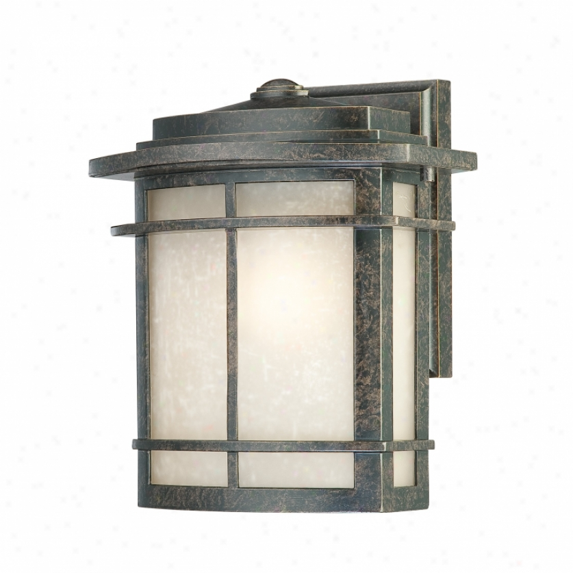 Gln8409i b- Quoizel - Gln8409ib > Outdoor Wall Sconce