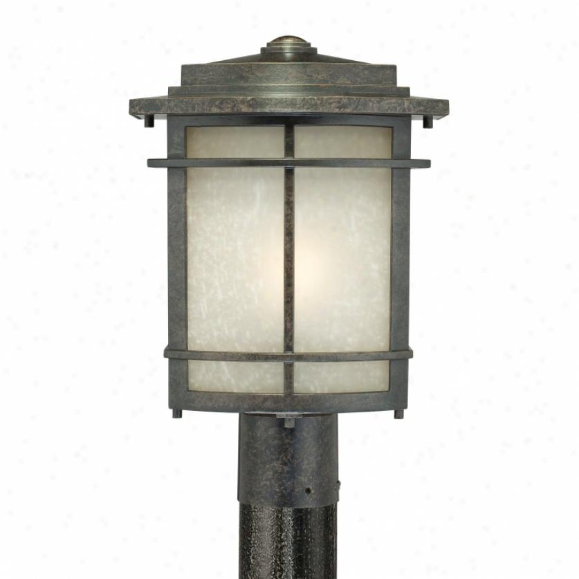 Gln9010ib - Quoizel - Gln9010ib > Post Lights