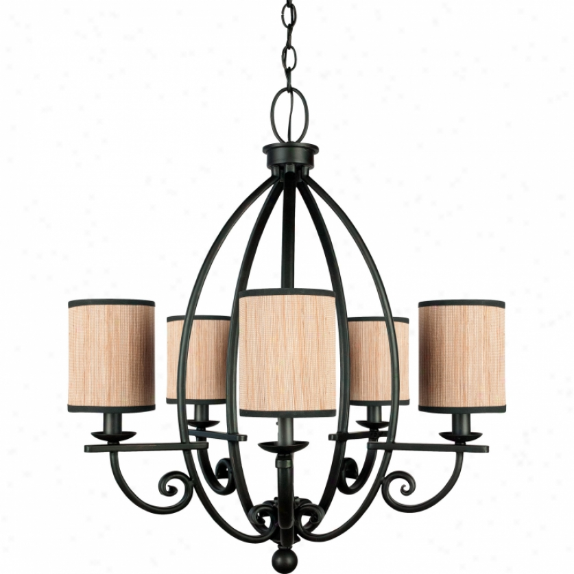 Gry5005sn - Quoizel - Gry0505sn > Chandeliers