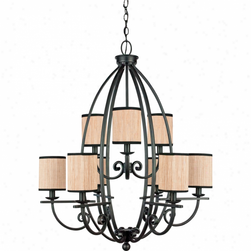 Gry5008sn - Quoizel - Gry5009sn > Chandeliers