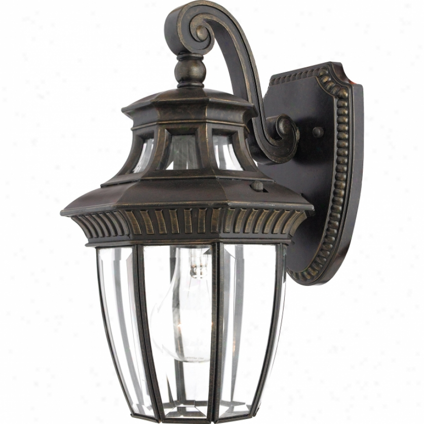 Gt8980ib - Quoizel - Gt8980ib > Outdoor Wall Sconce