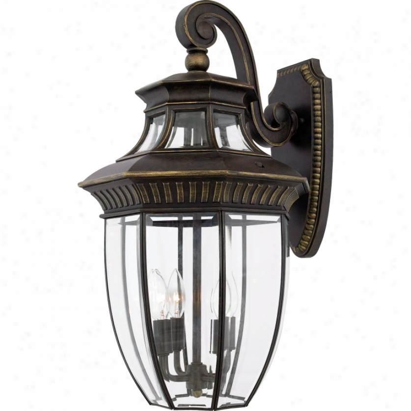 Gt8982ib - Quoizel - Gt8982ib > Outdoor Wall Sconce