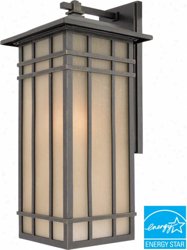 Hce8409ibfl - Quoizel - Hce8409ibfl > Outdoor Wall Sconce