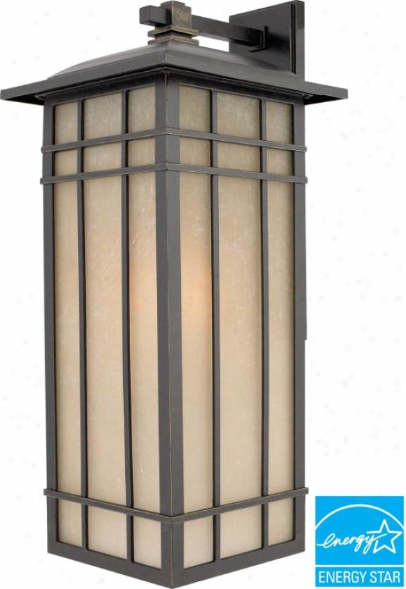 Hce8411ibfl - Quoizel - Hce8411ibfl > Outdoor Wall Sconce