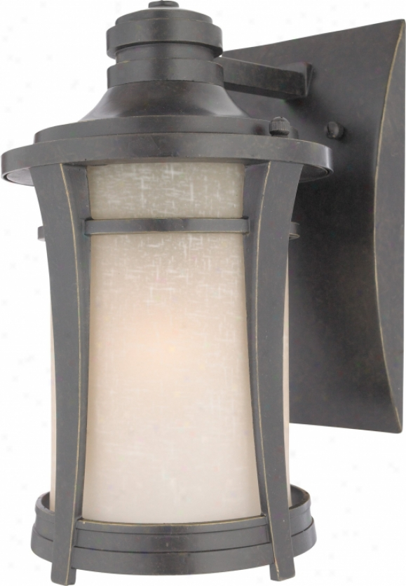 Hy8407ib - Quoizel - Hy8407ib > Outdoor Wall Sconce
