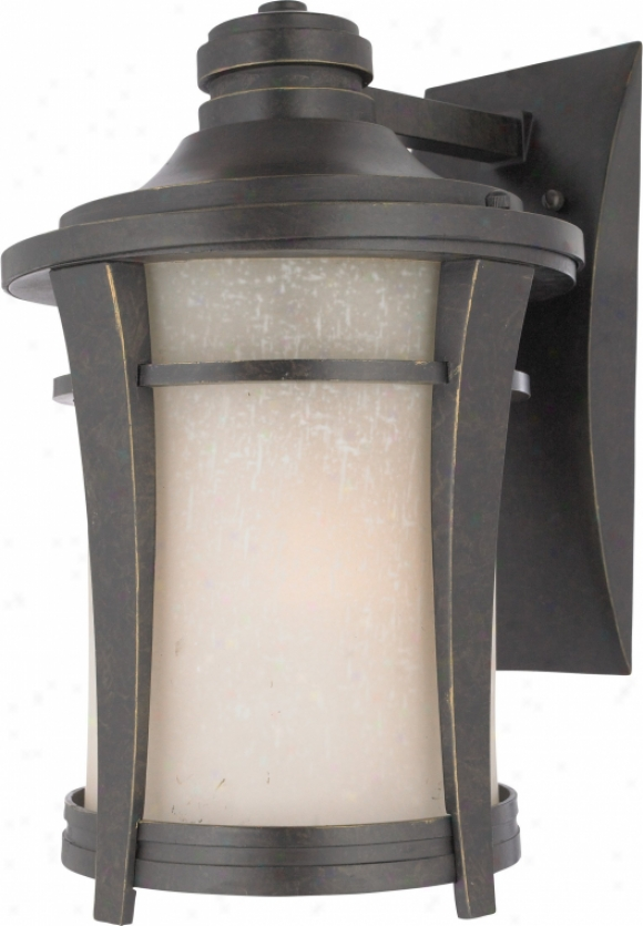 Hy8409ib - Quoizel - Hy8409ib > Outdoor Wall Sconce