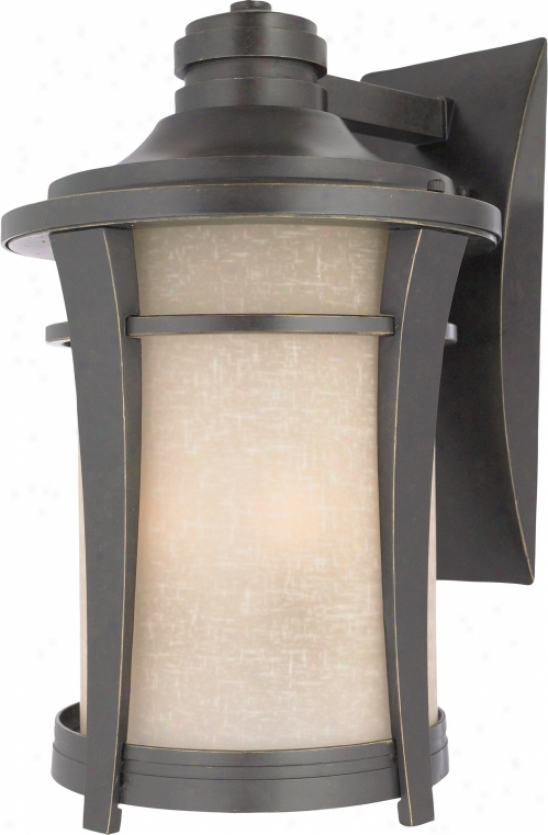 Hy8411ib - Quoizel - Hy8411ib > Outdoor Wall Sconce