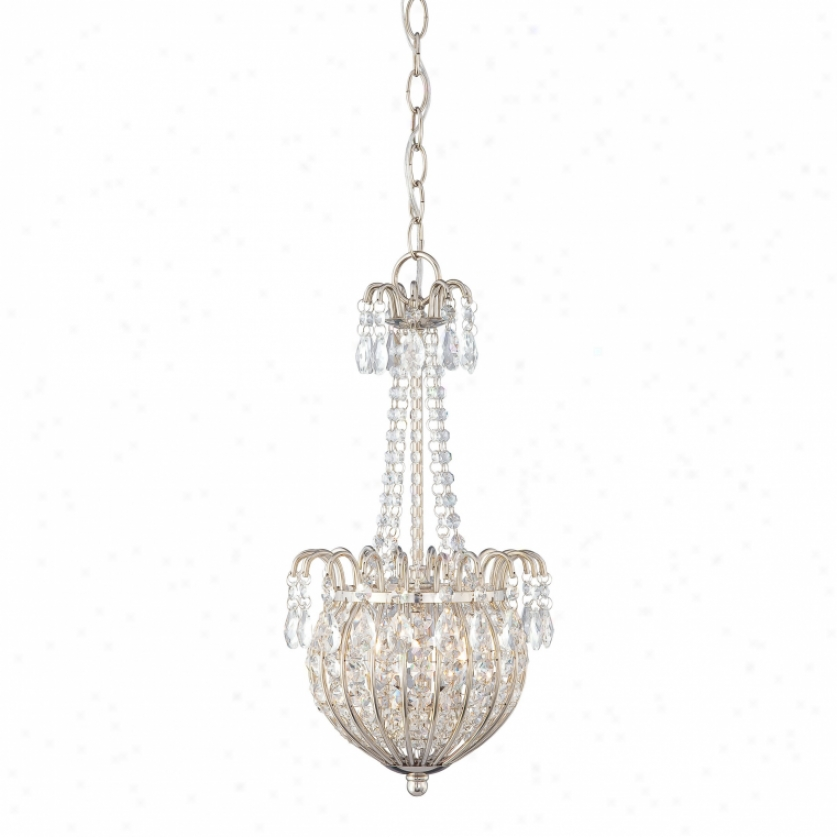 Jle2809is - Quoizel - Jle2809is > Mnni Chandelier
