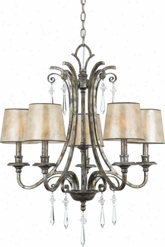 Kd5005mm - Quoizel - Kd5005mm > Chandeliers