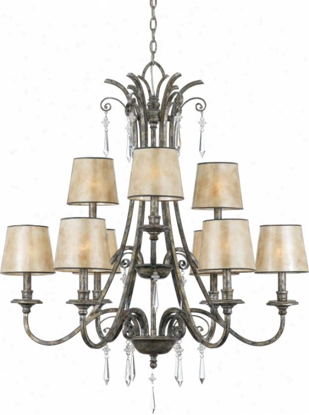 Kd5009mm - Quoizel - Kd5009mm > Chandeliers