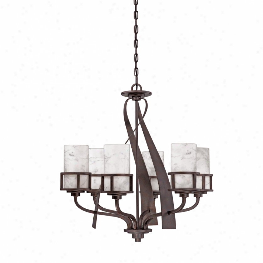 Ky5006in - Quoizel - Ky5006in > Chandeliers