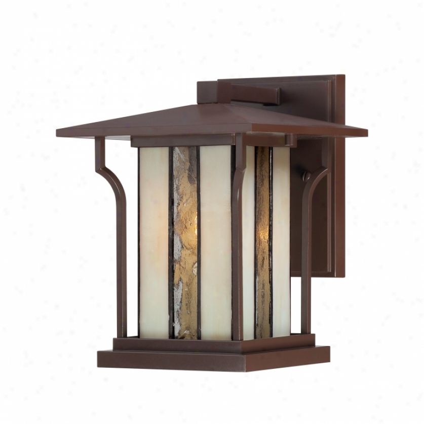 Lng8407chb - Quoizel - Lng8407chb > Outdoor Wall Sconce