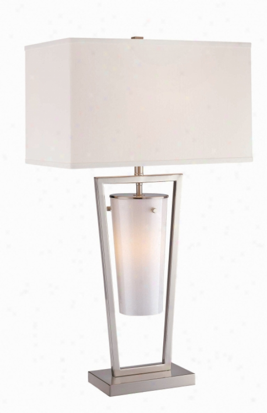 Ls-20760ps/wht - Lite Source - Ls-20760ps/wht > Table Lamps
