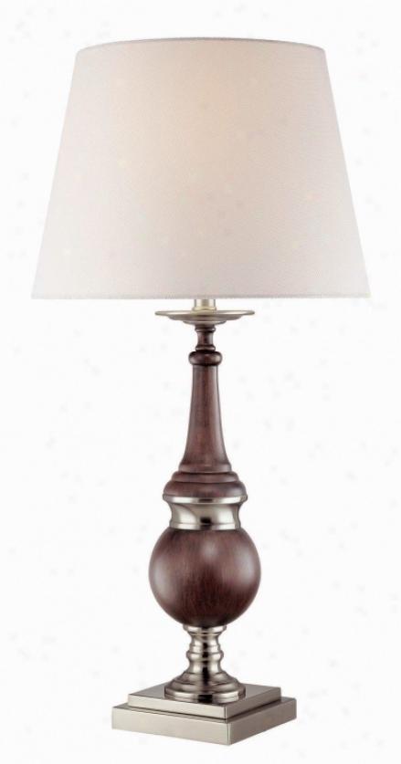 Ls-20768ps/dwal - Lite Source - Ls-20768ps/dwal > Table Lamps