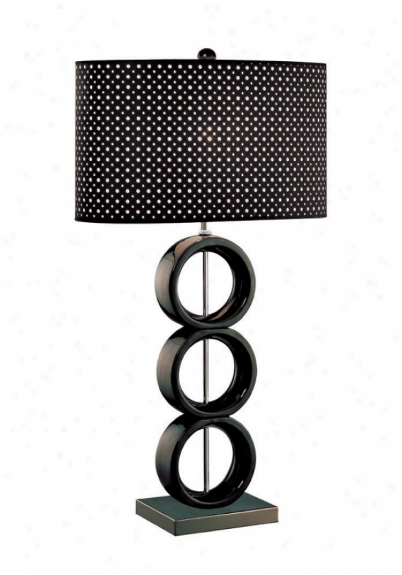 Ls-21019g/blk - Lite Source - Ls-21019g/blk > Table Lamps