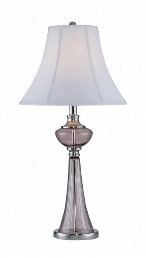 Ls-21080smoke - Lite Source - Ls-21080smoke > Table Lamps